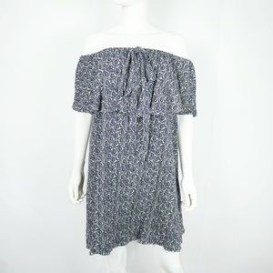 NWOT Rebecca Minkoff Dress Havasu Off Shoulder